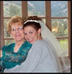 7 me and mom